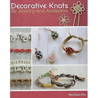 Decorative Knots for Jewelry and Accessories by Boutique-Sha - Inc -