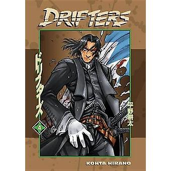 Drifters Volume 4 by Kohta Hirano - 9781616555740 Book