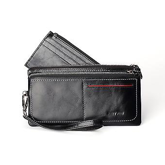 Hautton Leather Clutch Style Wallet 8.5