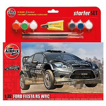 Airfix 1/32 schaal Ford Fiesta WRC Starter Set