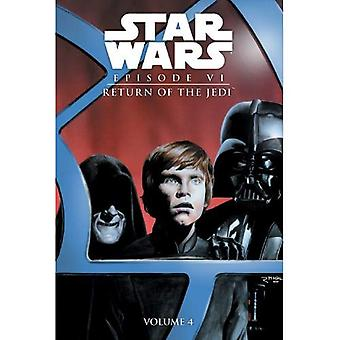 Star Wars Episode VI: Return of the Jedi, Volume 4