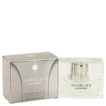 Guerlain Homme Eau De Toilette Spray Von Guerlain 30 ml