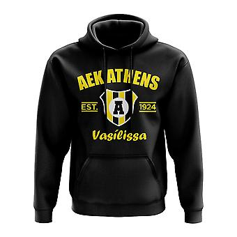 AEK Athens Established Hoody (Black)