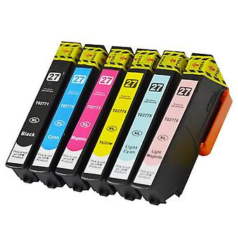 277XL Compatible Inkjet Set 6 Cartridges [Boxed Set]