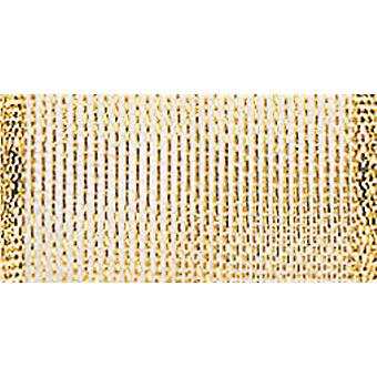 Aria Metallic Sheer Ribbon 1 1 2