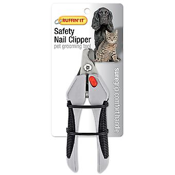 Soft Grip Safety Nail Clipper For Dogs & Cats-  19705