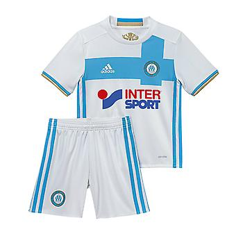 2016-2017 Marseille Adidas hem Mini Kit