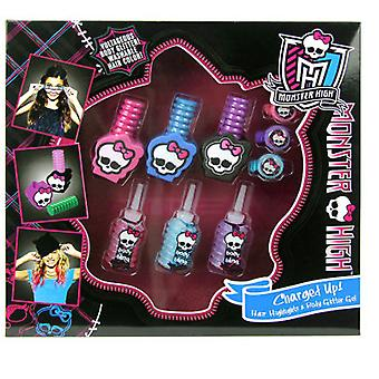 Markwins Complementos Para El Pelo Monster High Charged Up Highlights