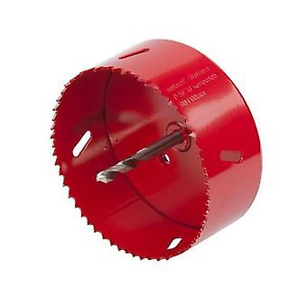 Hole saw 100 mm Wolfcraft 5493000 1 pc(s)