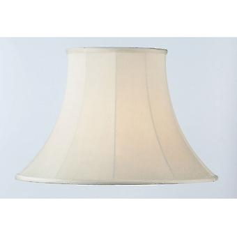 Endon CARRIE-14 inch Cream Bell Lamp Shade