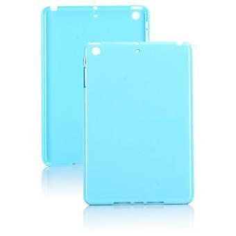 Lisa hood in hard plastic, for iPad mini (light blue)