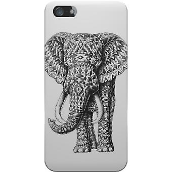 Cover shoot Ornate elephant navajo for iPhone 5S/SE