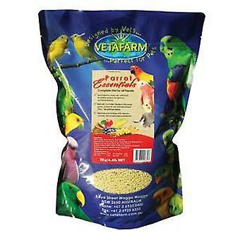 Loro Essentials 2kg Vetafarm