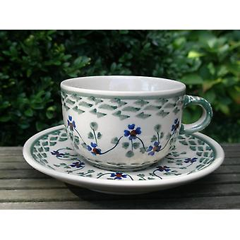 Cup with saucer - ceramic tableware - tradition 97 - tea & coffee - BSN 62428