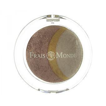 Frais Monde termisk Mineralize bagt Trio øjenskygge bagt Trio øjenskygger