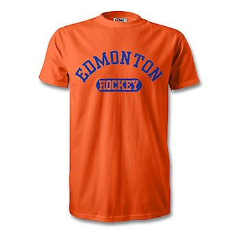 Edmonton Hockey T-Shirt