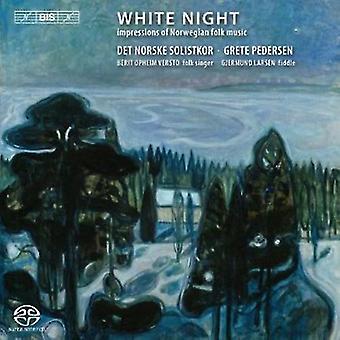 Norwegian Soloists Choir - White Night: Impressions of Norwegian Folk Music [SACD] USA import