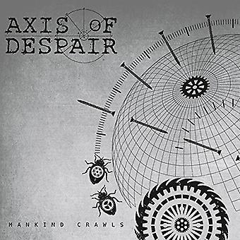 Akse af fortvivlelse - menneskeheden gennemsøgninger [Vinyl] USA importerer