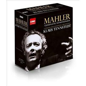 Klaus Tennstedt: The Complete Mahler Recordings
