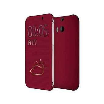 HTC Dot View Case for HTC One (M8) - Baton Rouge