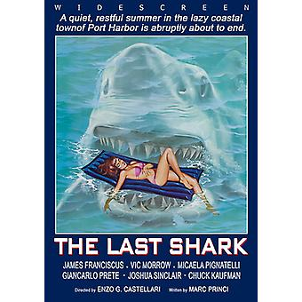 Senaste Shark [DVD] USA import