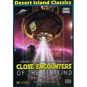 Very Close Encounters of the 4th Kind [DVD] USA import
