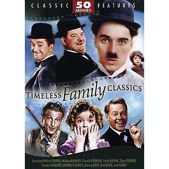 Timeless Family Classics-50 Movie Set [DVD] USA import