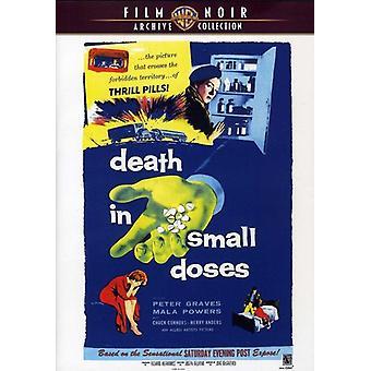 Død i små doser (1957) [DVD] USA import