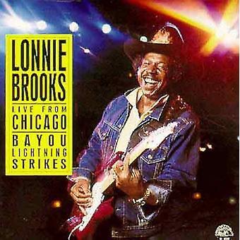 Lonnie Brooks - Live fra Chicago-Bayou Lightn [CD] USA import