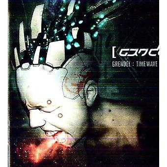 Grendel - Timewave: Cero [CD] USA importación