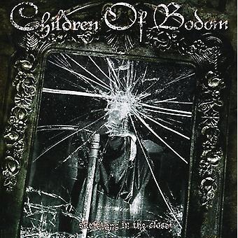 Børn af Bodom - skeletter i skabet [CD] USA importen