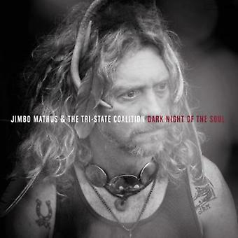Jimbo Mathus & Tri-stat koalitionen - mörk natt i själen [CD] USA import