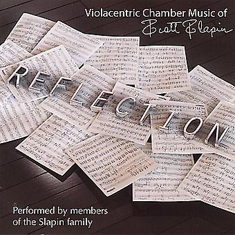 Scott Slapin - Reflection: Violacentric Music of Scott Slapin [CD] USA import