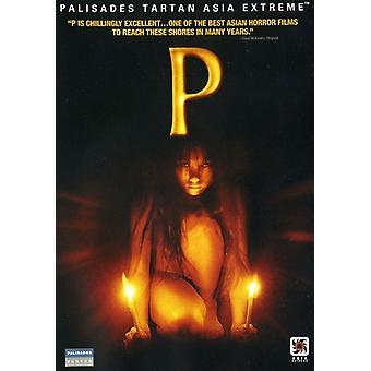 P (2005) [DVD] USA importerer
