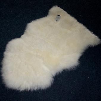 Sheep Skins - Ivory White