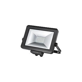 Timeguard Slimline PRO LED Floodlight, 20W, Black