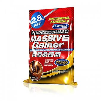 Quamtrax Nutrition Massive Gainer Professional Strawberry 2,8 Kg