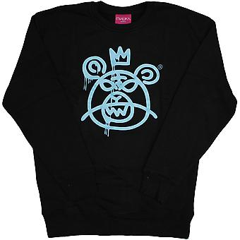 Mishka Bear Mop Sweatshirt Black