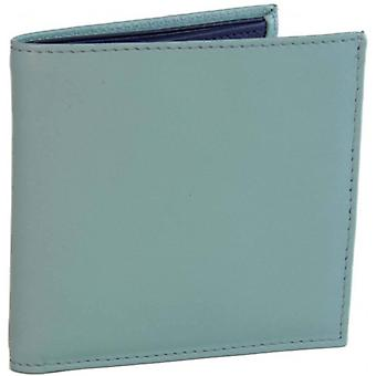 40 Colori Leather Wallet - Blue/Navy