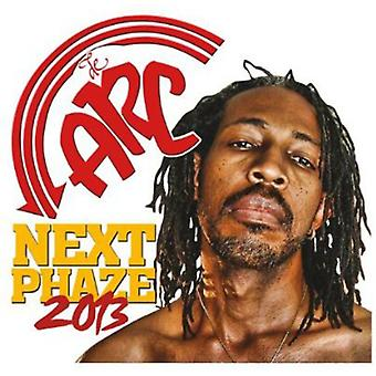 De Arc - nächste Phaze 2013 [CD] USA import