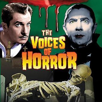 Voices af Horror - Voices of Horror [CD] USA importerer