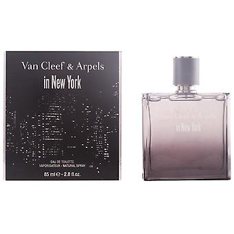 Van Cleef & Arpels In New York Eau De Toilette Vapo 85ml (Herren , Perfüm , Parfüm)