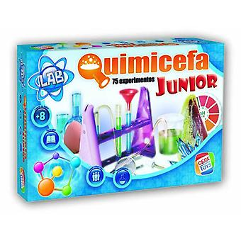Cefa Junior Quimicefa (Toys , Educative And Creative , Science And Nature)