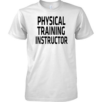 Licensed MOD -  Physical Training Instructor - Text - Mens T Shirt