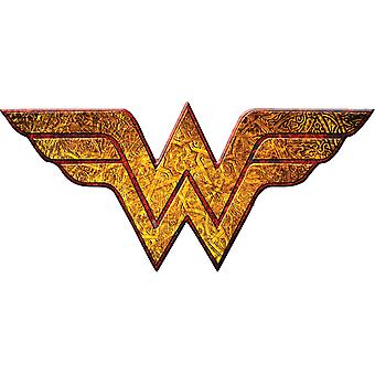 GNG Wonder Woman Childrens Wall Art Decal Vinyl Stickers Picture for Boys/Girls Bedroom