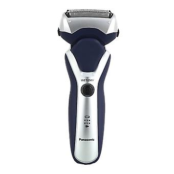 Panasonic Three Blade Electric Foil Shaver Wet and Dry (Model No. ESRT37S)
