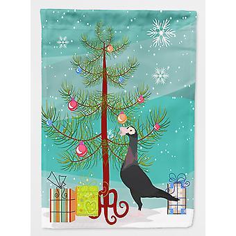英語の伝書鳩クリスマス フラグ キャンバスの家サイズ