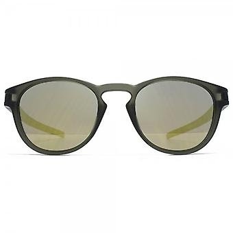 Oakley Latch zonnebril In mat Olive Ink Emerald Iridium