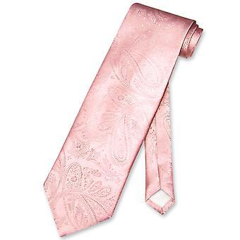 Vesuvio Napoli NeckTie Paisley Design Men's Neck Tie