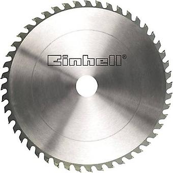 Carbide metal circular saw blade 205 x 16 x 2.5 mm Number of cogs: 48 Einhell 45.020.33 1 pc(s)